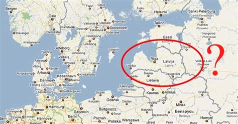 Šī Eiropas karte parādā, kādā vecumā tu nomirsi... Vai ...