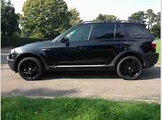 BMW RARE 2006 X3 SPORT SE BLACK 20 DIESEL 20 BLACK ALLOYS