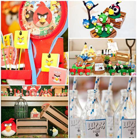 Kara's Party Ideas Angry Birds Themed Birthday Party Via