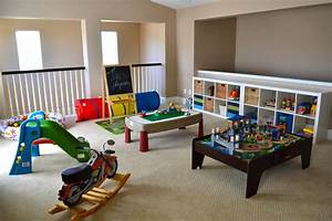 Playroom Tour With Lots of DIY Ideas • Color Made Happy