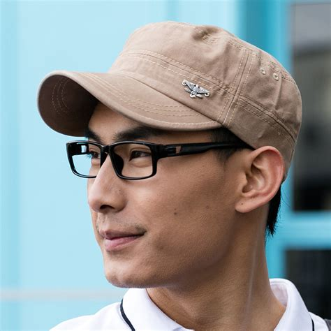 casual bomber army buy realby flat top mens hat adjustable casual outdoors