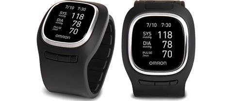 Blood Pressure Monitor Watch | By Omron