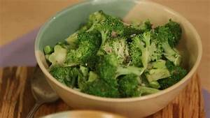 Healthy Cooking: How to Cook Broccoli - YouTube  Healthy