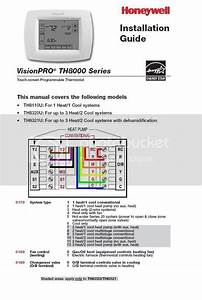 Honeywell Thermostat Wiring Differences - Hvac