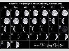Kalendarz księżycowy NastrojowyOgród