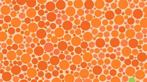 what color is an orange if you can only see orange you re probably color blind