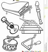 Coloring Pages Instrument Bass Largemouth Instruments Musical Getcolorings Printable Getdrawings Drum sketch template