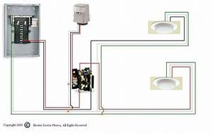 Killark Lighting Photocell Wiring Diagram