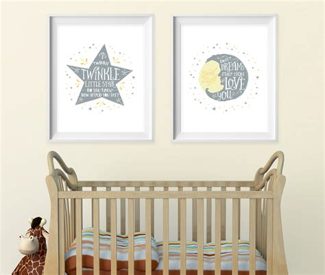 Related:star wall decor rustic metal star wall decor. Children's wall art. Nursery Decor. Star & moon