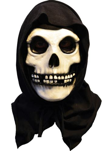 The Fiend Misfits latex mask with hood. The coolest ...