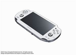 Crystal White Playstation Vita and Hatsune Miki Limited ...