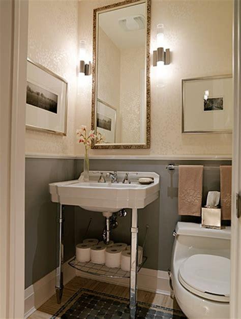 pictures of tiled bathrooms for ideas 16 ideas para decorar tu baño de visita pequeño