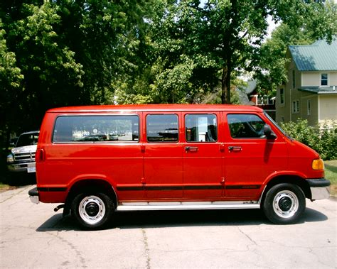 1998 Dodge Ram Van 1500 1996 Ram Wagon Johnywheels