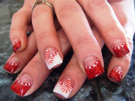 50 Christmas Nail Art Designs And Trends 2016