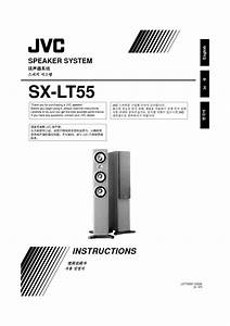 Sx-lt55u Manuals