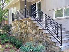 Outdoor Metal Handrails For Stairs by Photos HGTV
