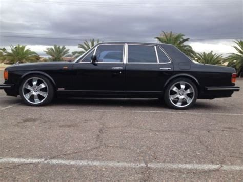 Find Used 1990 Bentley Turbo R Exceptional Luxury Sedan