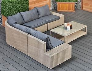 15 choices of cheap outdoor sectionals sofa ideas for Inexpensive outdoor sectional sofa