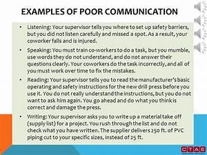 Bad Communication Skills In The Workplace   www.imgkid.com ...
