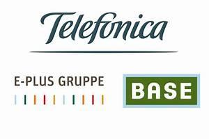 E Plus Telefonica Rechnung : base und e plus sollen bald der vergangenheit angeh ren ~ Themetempest.com Abrechnung