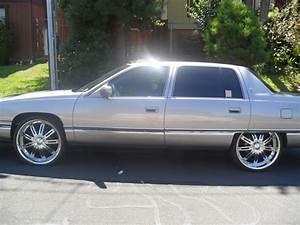 Custom 1998 Cadillac Deville Parts