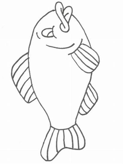 Cartoon Fish Kissing Fishes Pez