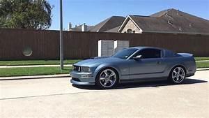 Cammed Mustang 3v - YouTube