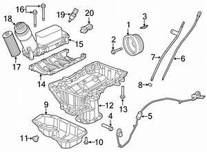 Dodge Grand Caravan Engine Intake Manifold Bolt  3 6 Liter