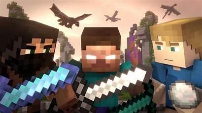 Minecraft Animation Skywars Hypixel Mega Rainimator Wallpapers