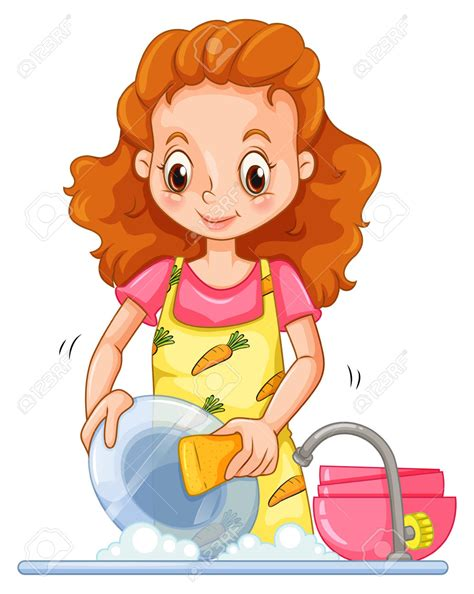 Washing Dishes Clipart Washing Dishes Clipart Www Imgkid The Image