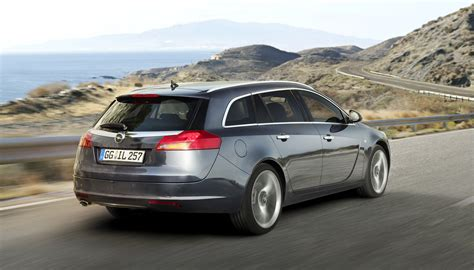 Opel Automobiles Sport by Opel Insignia Sports Tourer The New Wagon In