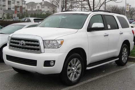 2018 Toyota Sequoia Engine And Release Date 2018 Car Reviews