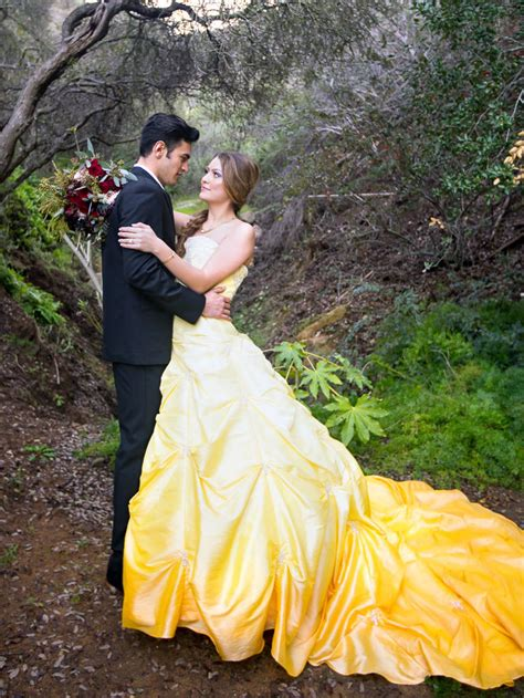 Beauty and the Beast Wedding Themed Weddings And
