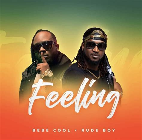 Bebe Cool ft. Rudeboy - Feeling DOWNLOAD MP3 | Wadupnaija