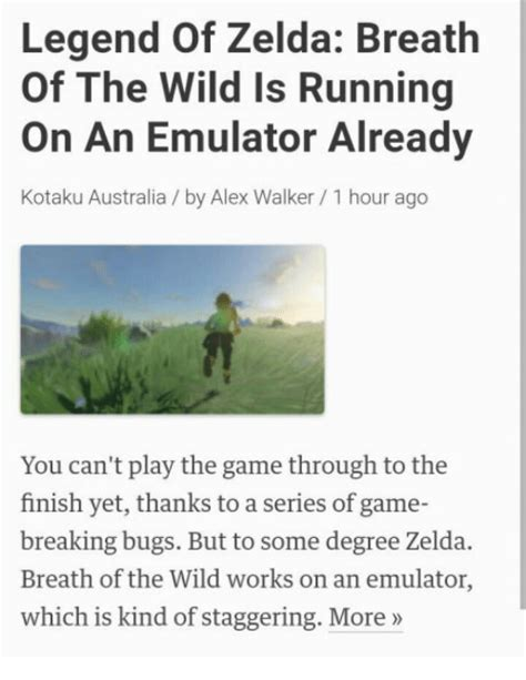 Breath Of The Wild Memes - 25 best memes about never give up japanese never give up japanese memes