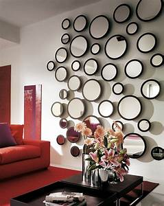 Ideas for home decorating with mirrors