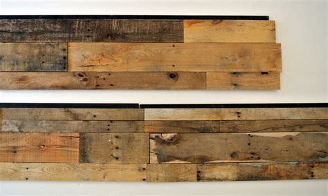 wooden boards for walls recycled pallet wood accent wall sustainable lumber company