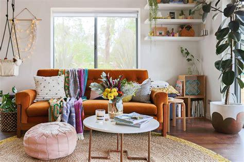 bohemian style decor ideas  australian homes