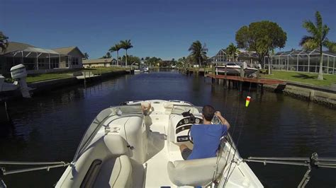 Vacation Rental Cape Coral With Boat by Leaving The Boat Dock At Our Cape Coral Rental Villa With