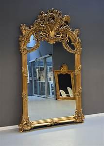 Barock Spiegel Xxl : gigantischer hallenspiegel barock spiegel gold wandspiegel ~ Lateststills.com Haus und Dekorationen