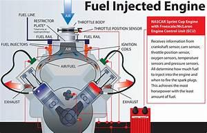 Fuel Injector Engine Diagram
