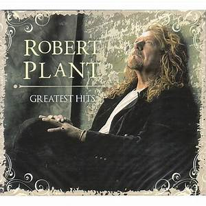 Greatest hits by Robert Plant, CD x 2 with galarog - Ref ...