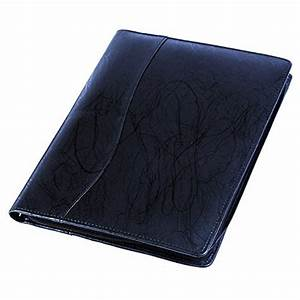 Buy coi black stylish leatherite file folder and resume for 2 documents folders