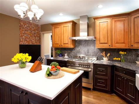 granite kitchen countertops pictures ideas  hgtv hgtv