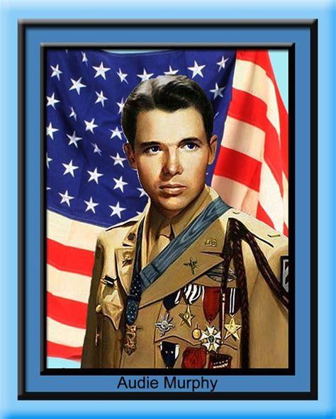 Most Decorated War Hero by World War Ii Hero Audie Murphy Laminated Print Ebay