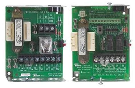 Taco Exp One Zone Pump Switching Relay With Priority