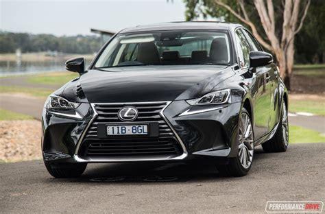 2017 lexus is 200t sports luxury review performancedrive
