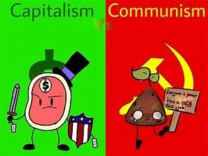 Capitalism Vs Communism Object Shows Amino
