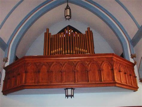 St Mary Catholic Kickapoo Il Hinners Organ C 1900