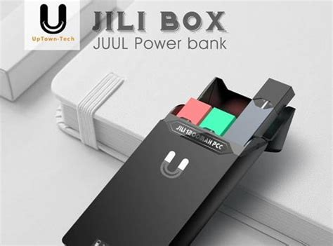Uptown Tech Jili Box Personal Charging Case Power Bank For